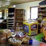 Unser kleiner Laden versorgt alle Feriengäste